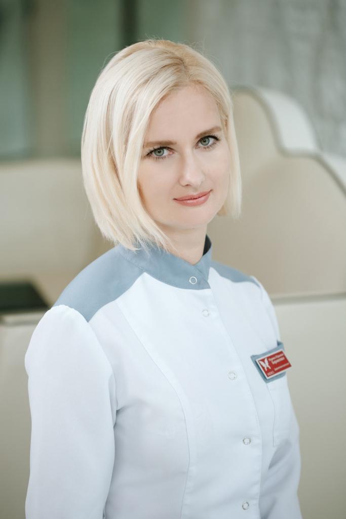 Бараненко Марина Юрьевна. Врач-дерматокосметолог.