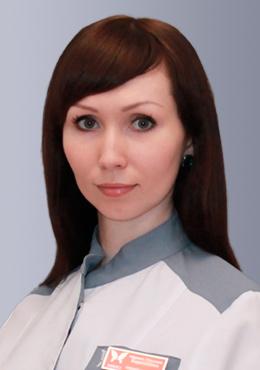 Екшибарова Наталья Игоревна врач-дерматокосметолог